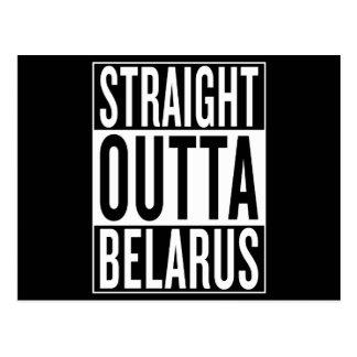 outta recto Bielorrusia Postal