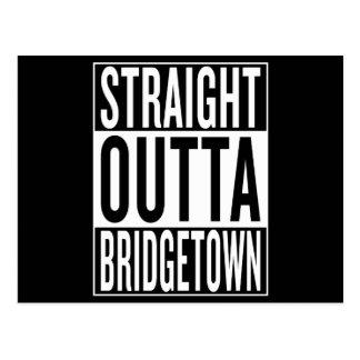 outta recto Bridgetown Postal