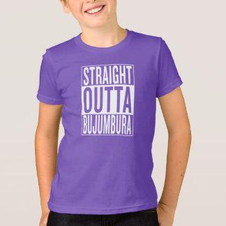 outta recto Buyumbura Camiseta