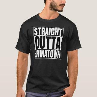 Outta recto Chinatown Camiseta