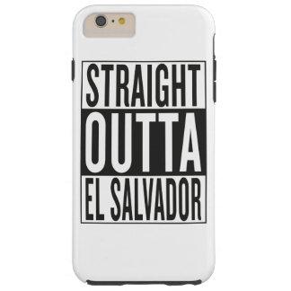 outta recto El Salvador Funda Para iPhone 6 Plus Tough