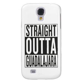 outta recto Guadalajara Carcasa Para Galaxy S4