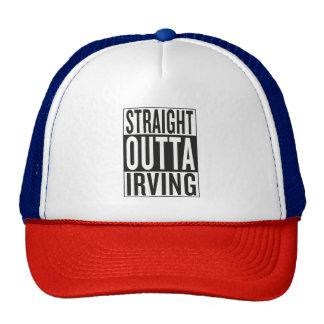 outta recto Irving Gorros