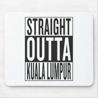 outta recto Kuala Lumpur Alfombrilla De Ratón