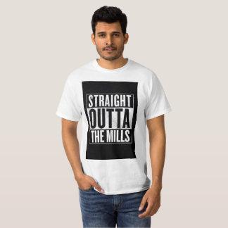 OUTTA RECTO la camiseta de los MOLINOS