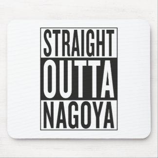 outta recto Nagoya Alfombrilla De Ratón