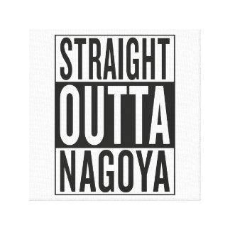 outta recto Nagoya Lienzo