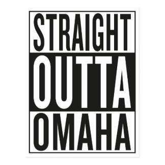 outta recto Omaha Postal