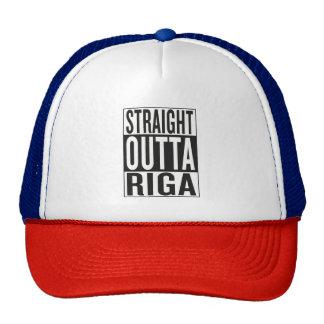 outta recto Riga Gorras De Camionero