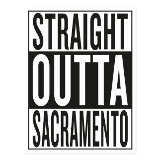 outta recto Sacramento Postal