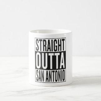 outta recto San Antonio Taza De Café
