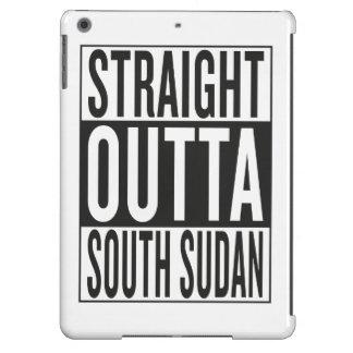outta recto Sudán del sur Funda Para iPad Air
