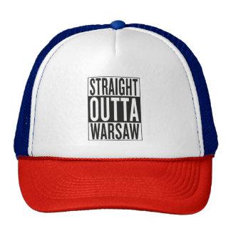 outta recto Varsovia Gorras