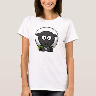 Ovejas del dibujo animado camiseta