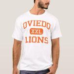 Oviedo - leones - High School secundaria - Oviedo Camiseta