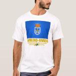 Oviedo-Uvieu Camiseta