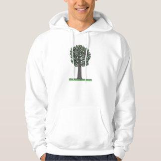 owl tree sudadera