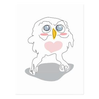 owlie la postal de la empanada del cutie