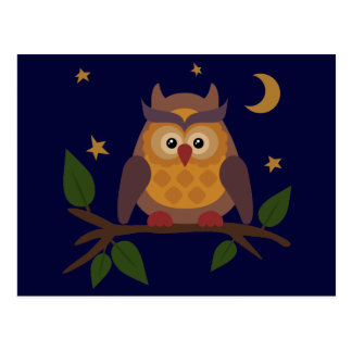 Owlie Tarjetas Postales