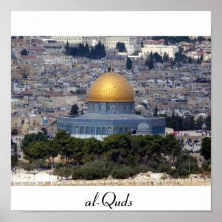 P1080717, Al Quds Póster