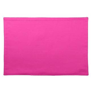 ¡P24 enojado para la magenta! Color rosado Salvamanteles