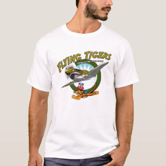 P-40 Flying Tigers Camiseta