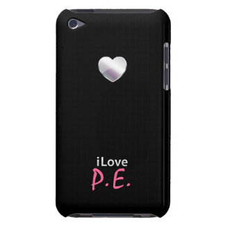 P.E. lindo Case-Mate iPod Touch Funda
