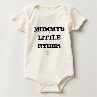 P. Ryder Onesy de la mamá del leone pequeño Body Para Bebé