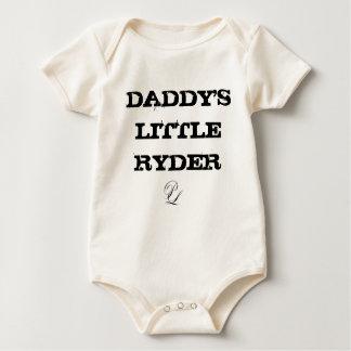 P. Ryder Onesy del papá del leone pequeño Body Para Bebé