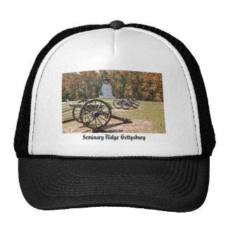 PA de Gettysburg de los cañones del campo de batal Gorros Bordados