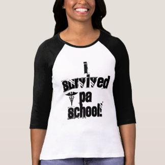 PA graduado Camiseta