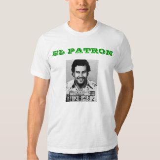 Pablo Escobar Camisas