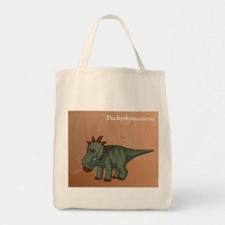 Pachyrhinosaurus Bolsa Tela Para La Compra
