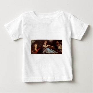 Paciencia de Giorgio Vasari Camiseta De Bebé