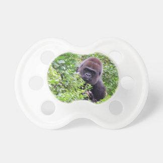 Pacificador del gorila chupetes para bebes