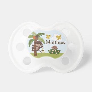 Chupetes para los bebés