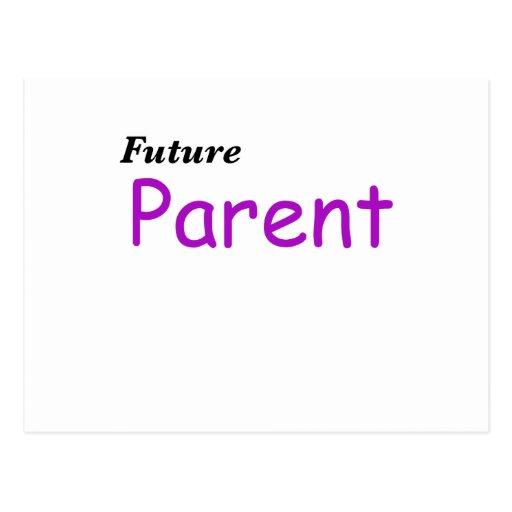 Padre futuro postales