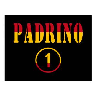 Padrinos españoles: Uno de Padrino Numero Postal