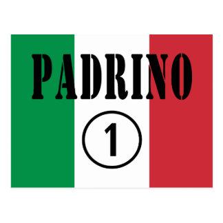Padrinos italianos Uno de Padrino Numero