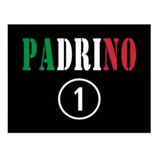 Padrinos italianos: Uno de Padrino Numero Postal