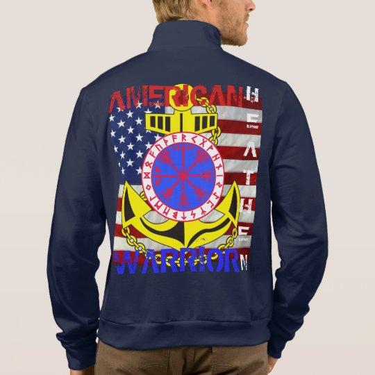 Pagano americano--Marinero Chaqueta