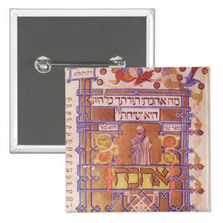 Página del Mishneh Torah, código sistemático Chapa Cuadrada