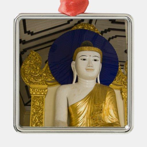 Pagoda de Shwedagon (Paya), sitio grande del templ Adornos De Navidad