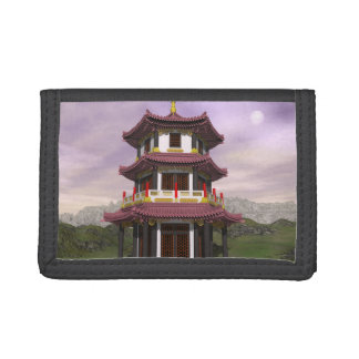Pagoda en naturaleza - 3D rinden