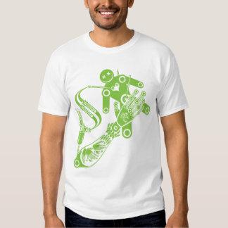PainFool Meta-g de Custer NIC Pleasurist Camisetas