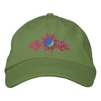 Paintball tribal gorras de béisbol bordadas