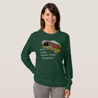 País de Amish - Lancaster Pennsylvania - camiseta