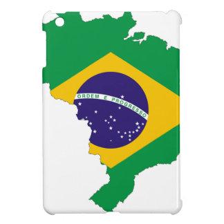 País del brasilen@o del símbolo del mapa de la