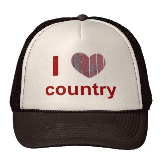 país del corazón i gorro
