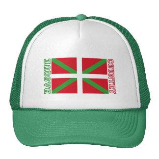 País vasco e ikurriña, gorras de camionero